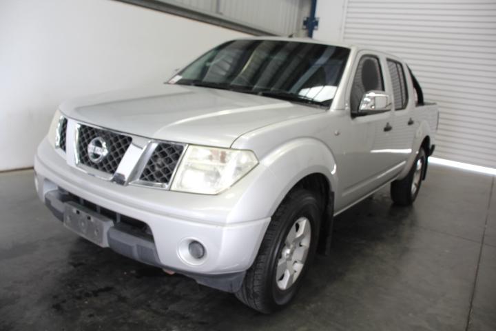 2006 Nissan Navara ST-X 4x2 D40 Automatic Dual Cab