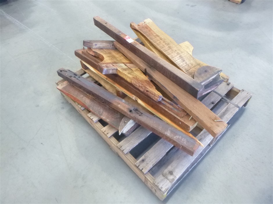 Pallet of Seating Parts
