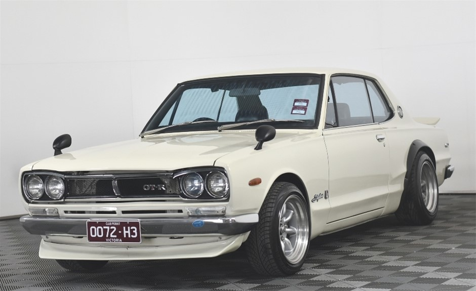 1971 Nissan Skyline 2000 GT Manual Coupe