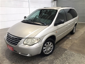 2006 Chrysler Grand Voyager Limited RG A