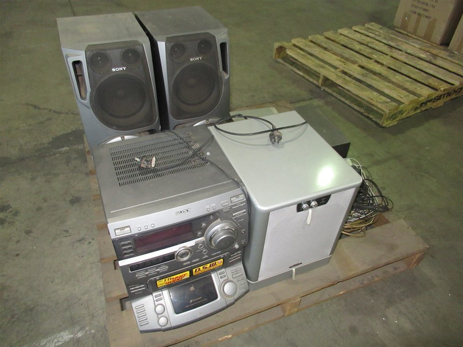 Sony Entertainment System (Pooraka, SA)