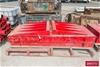<B>Heavy Duty Steel Painted Ramps & Platform</B> <li>Includes Approx: 2x R