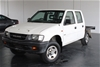 1998 Holden Rodeo LX R9 Manual Dual Cab