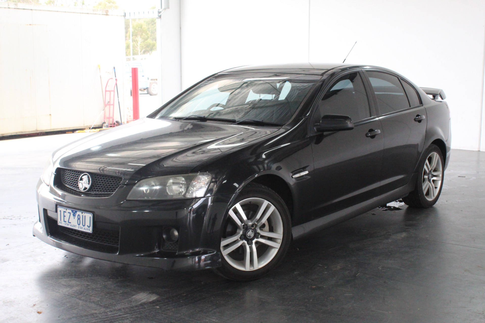2009 Holden Commodore SV6 VE Automatic Sedan
