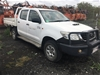 2012 Toyota Hilux 3.0 D4-D 4WD Manual - 5 Speed Dual Cab Ute
