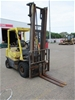 Hyster 2.5 Fortis H2.5TX-2LE 4 Wheel Counterbalance Forklift