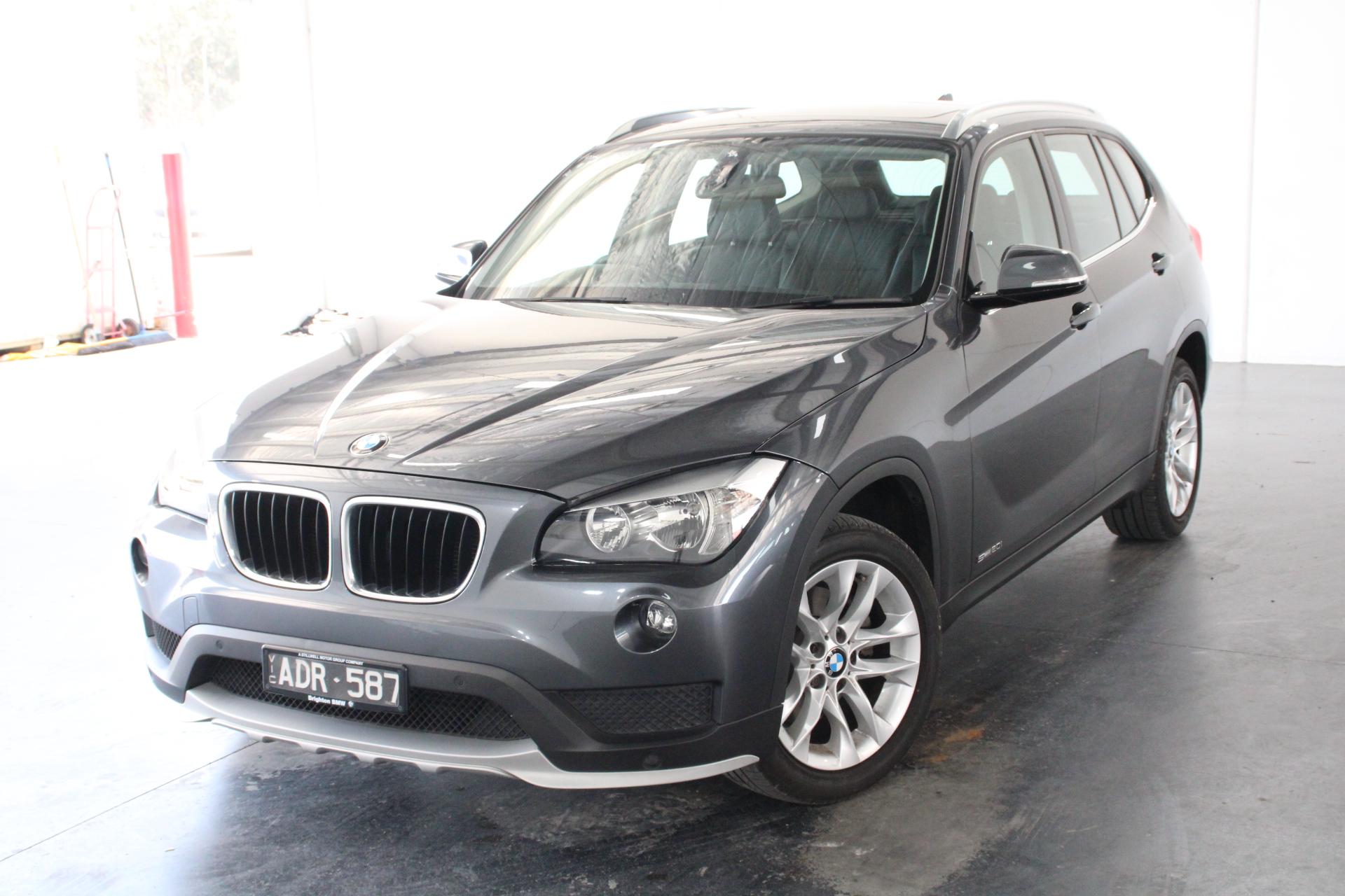 2015 BMW X1 sDrive 20i E84 LCI Automatic - 8 Speed Wagon