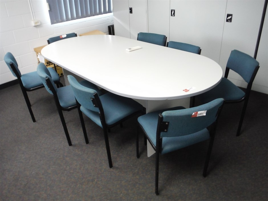 Boardroom Table/Chairs