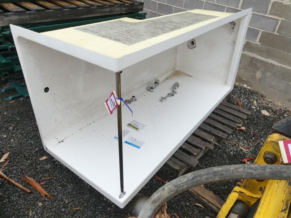 Fibreglass Shower Enclosure