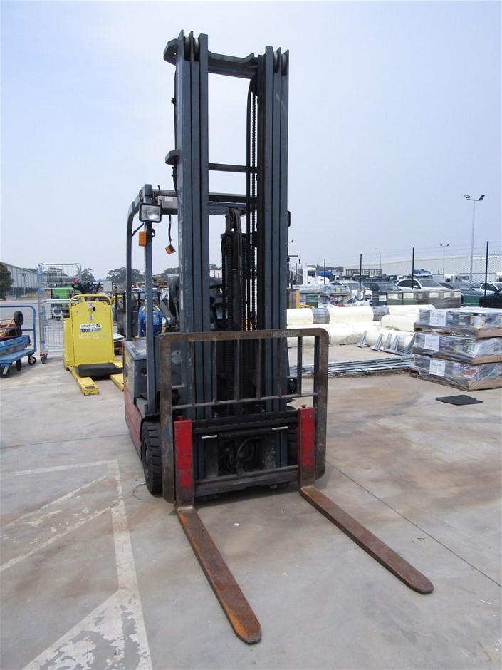 Nichiyu FBT18PN75BC Counterbalance Forklift