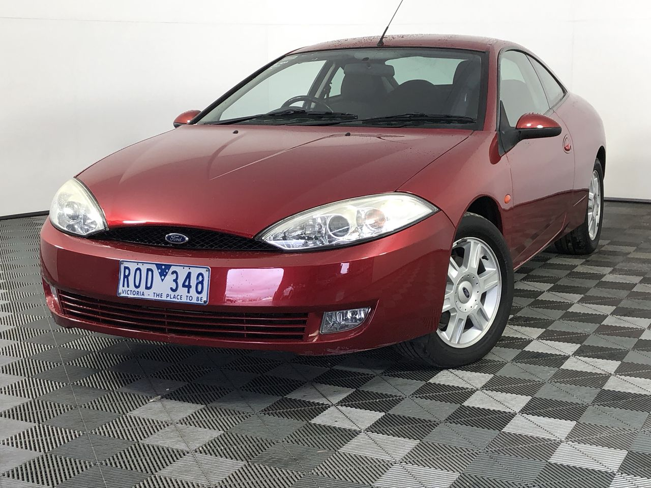 2001 Ford Cougar SX Automatic Coupe