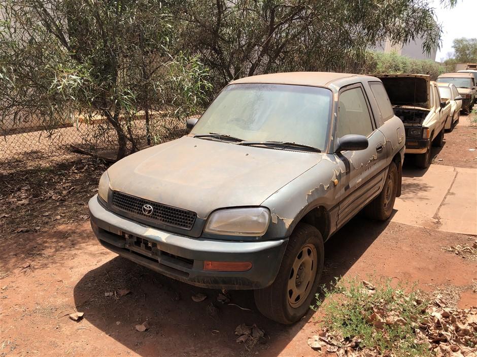 1994 Toyota Rav 4 - WOVR status