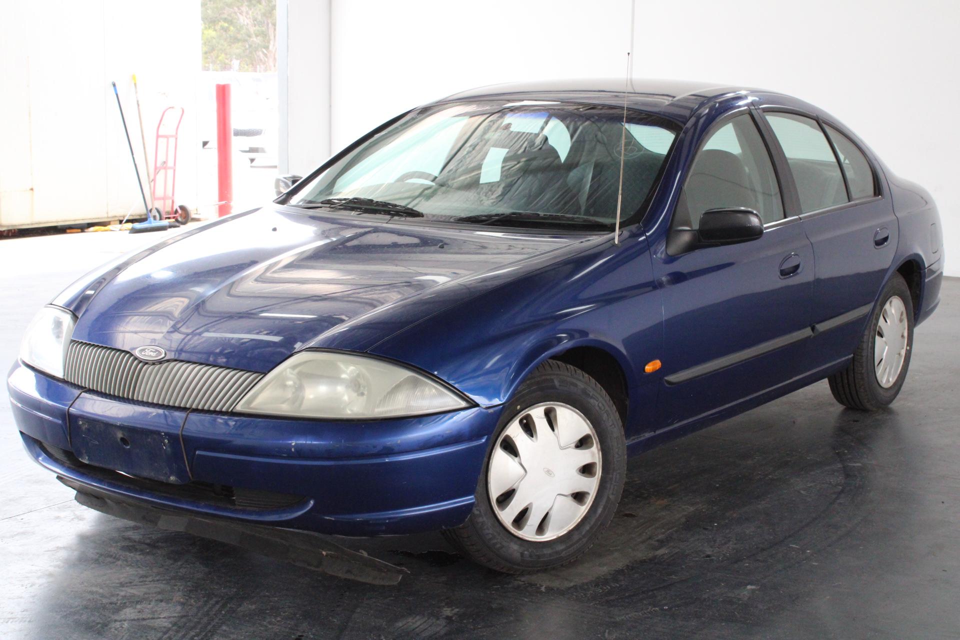 2000 Ford Falcon Forte AU Automatic Sedan