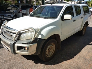 2014 Isuzu D-MAX 4WD Manual - 5 Speed Du