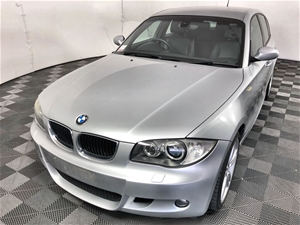 BMW 1 20i E87 Manual Hatchback