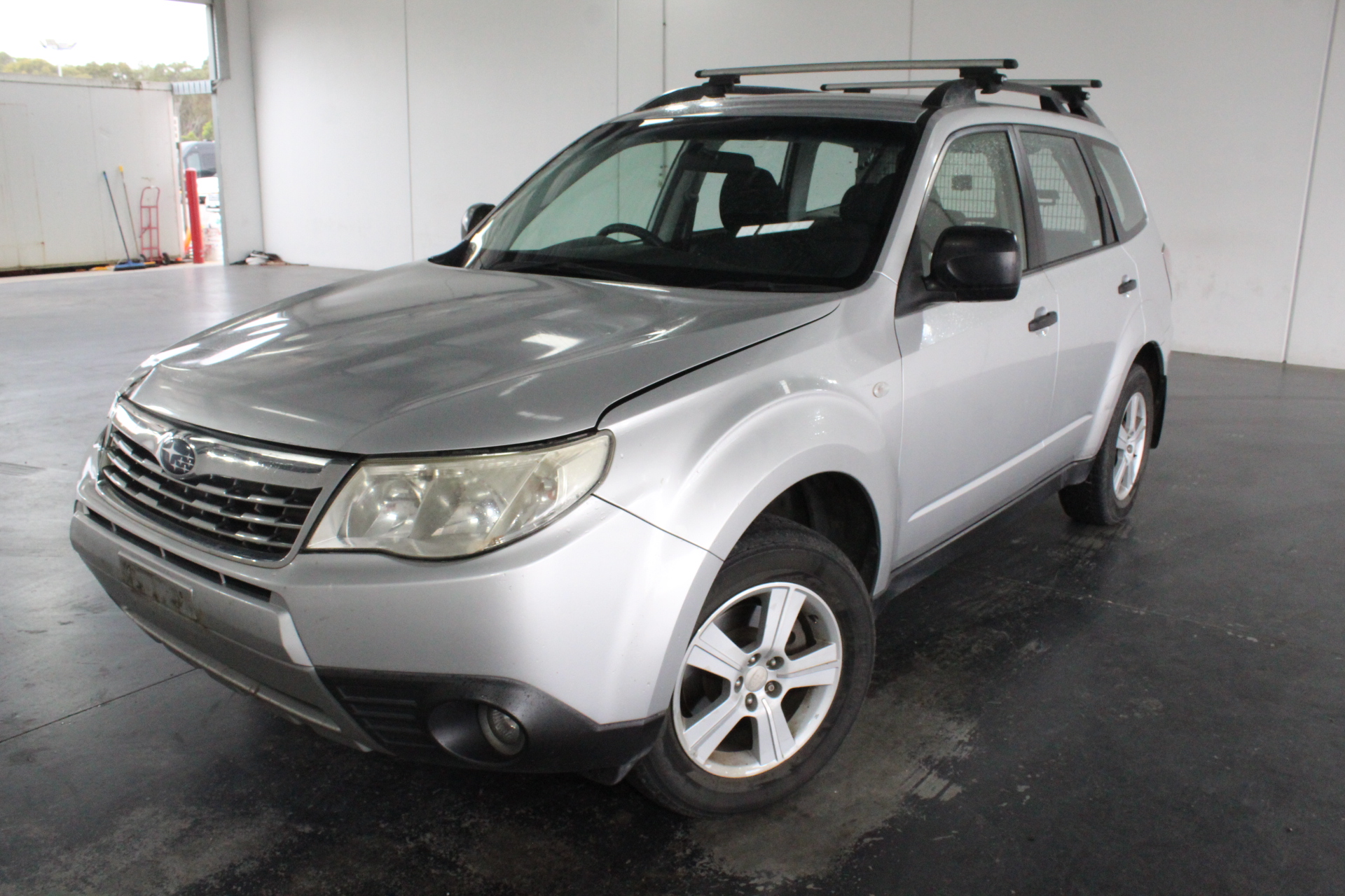 2009 Subaru Forester X S3 Manual Wagon