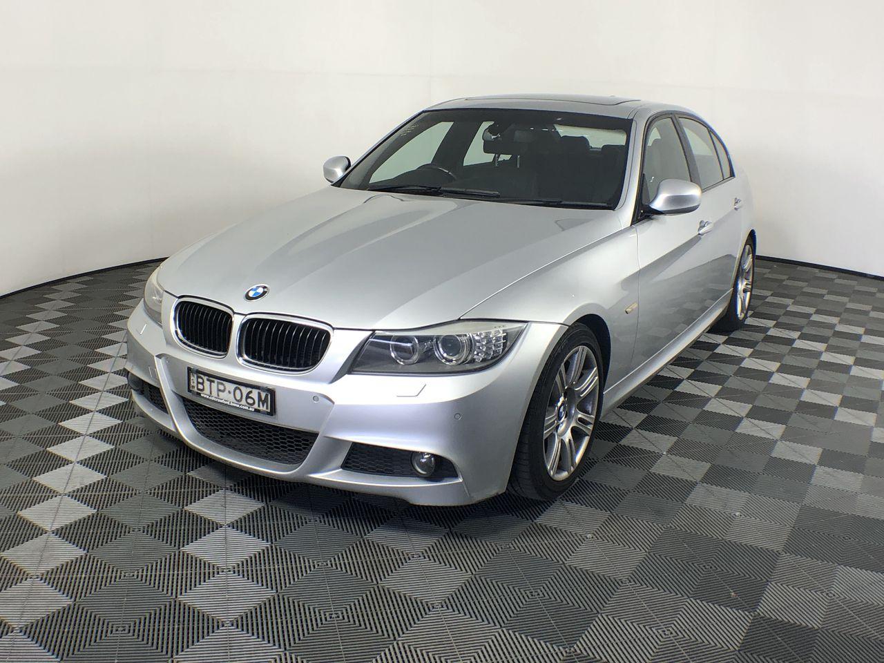 2010 BMW 3 Series 320i EXEC. E90 Automatic Sedan