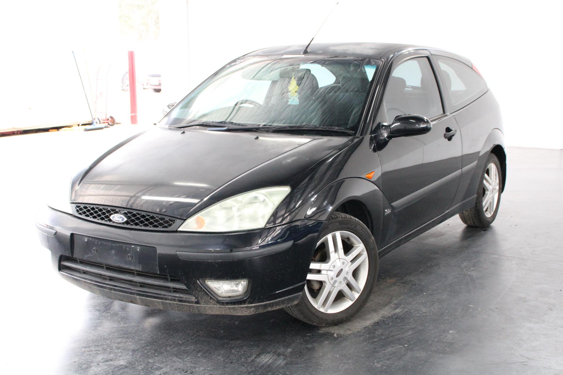 2003 Ford Focus Zetec LR Manual Hatchback