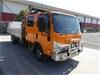 2012 Isuzu NPR 300 4 x 2 Tray Body Truck
