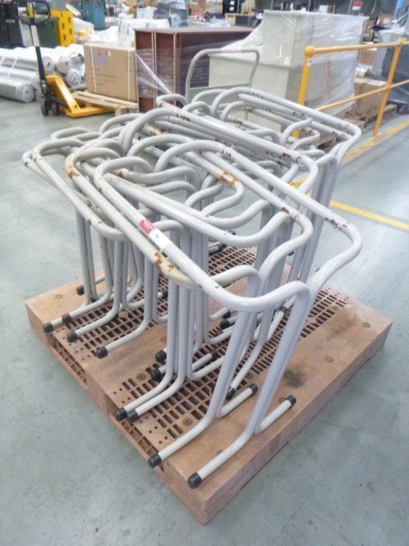 Pallet of Table Frames