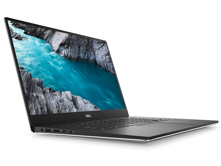 Dell XPS 15 9750 15-inch Notebook, Silver/Black