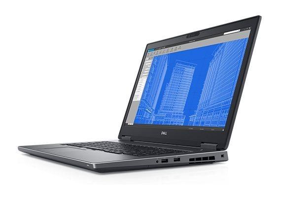 Dell Precision 7730 17-inch Notebook, Black