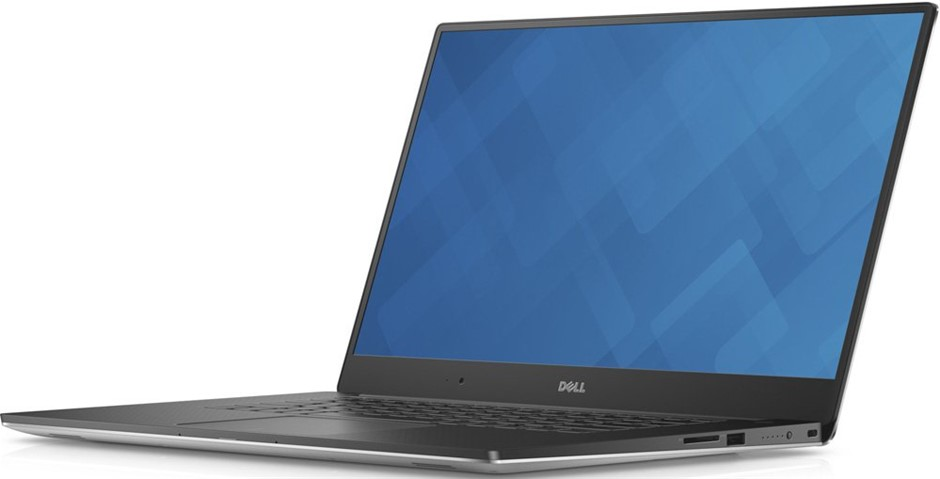 Dell XPS 15 9560 15.6-inch Notebook, Silver/Black