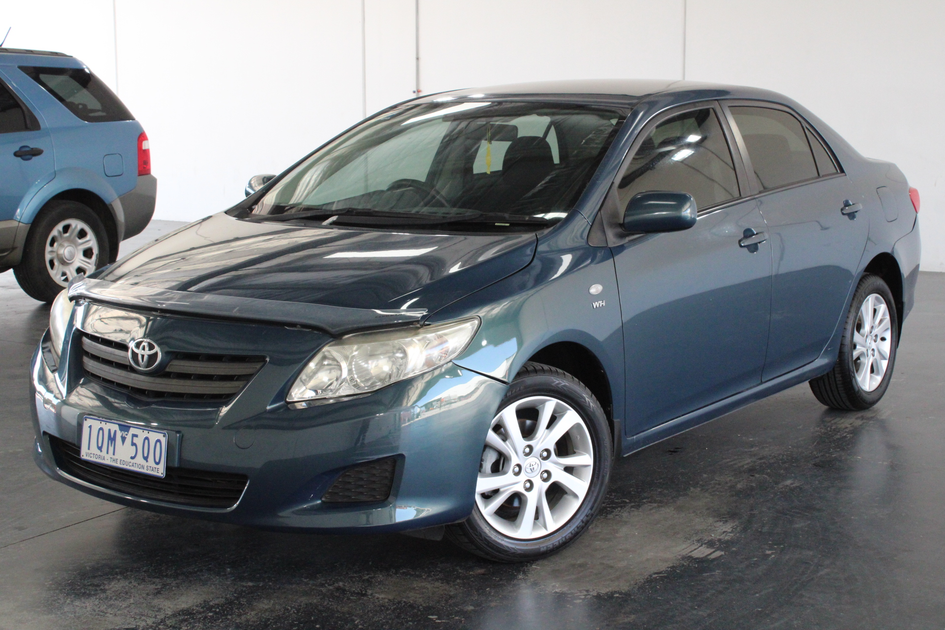 2008 Toyota Corolla Ascent ZRE152R Manual Sedan
