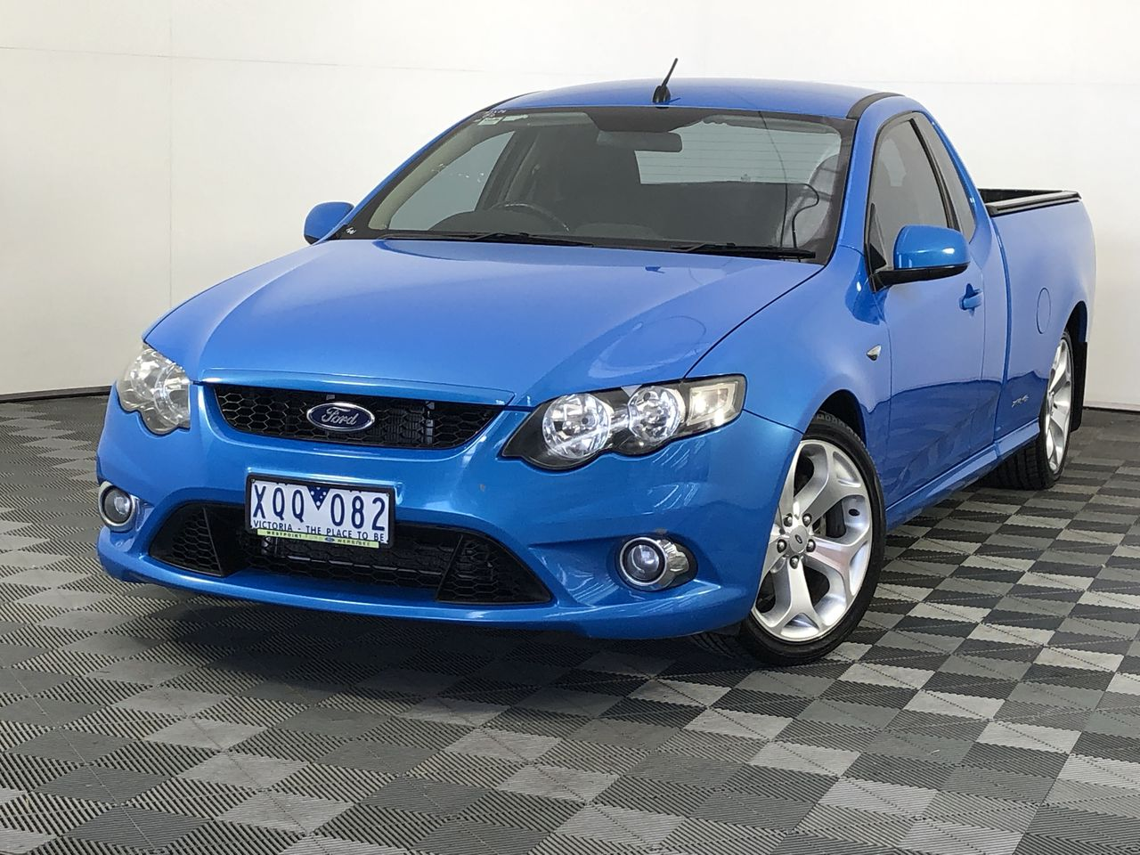 2010 Ford Falcon XR6 FG Automatic Ute