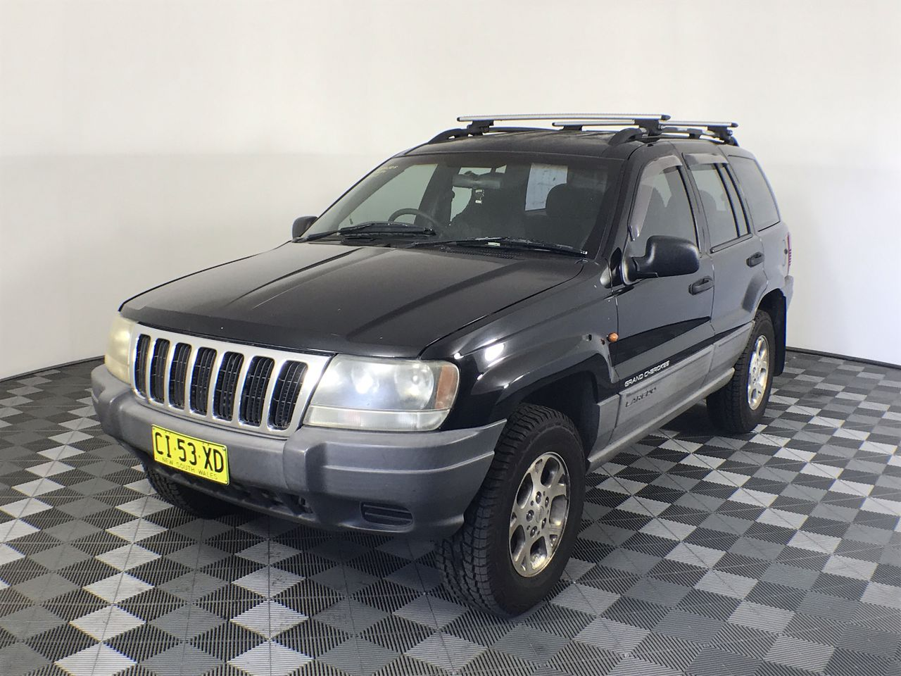 1999 Jeep Grand Cherokee Laredo (4x4) WJ Automatic Wagon