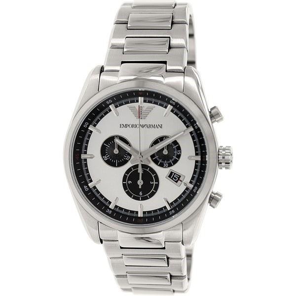 Sleek new Emporio Armani Sportivo Chronograph Men's Watch.