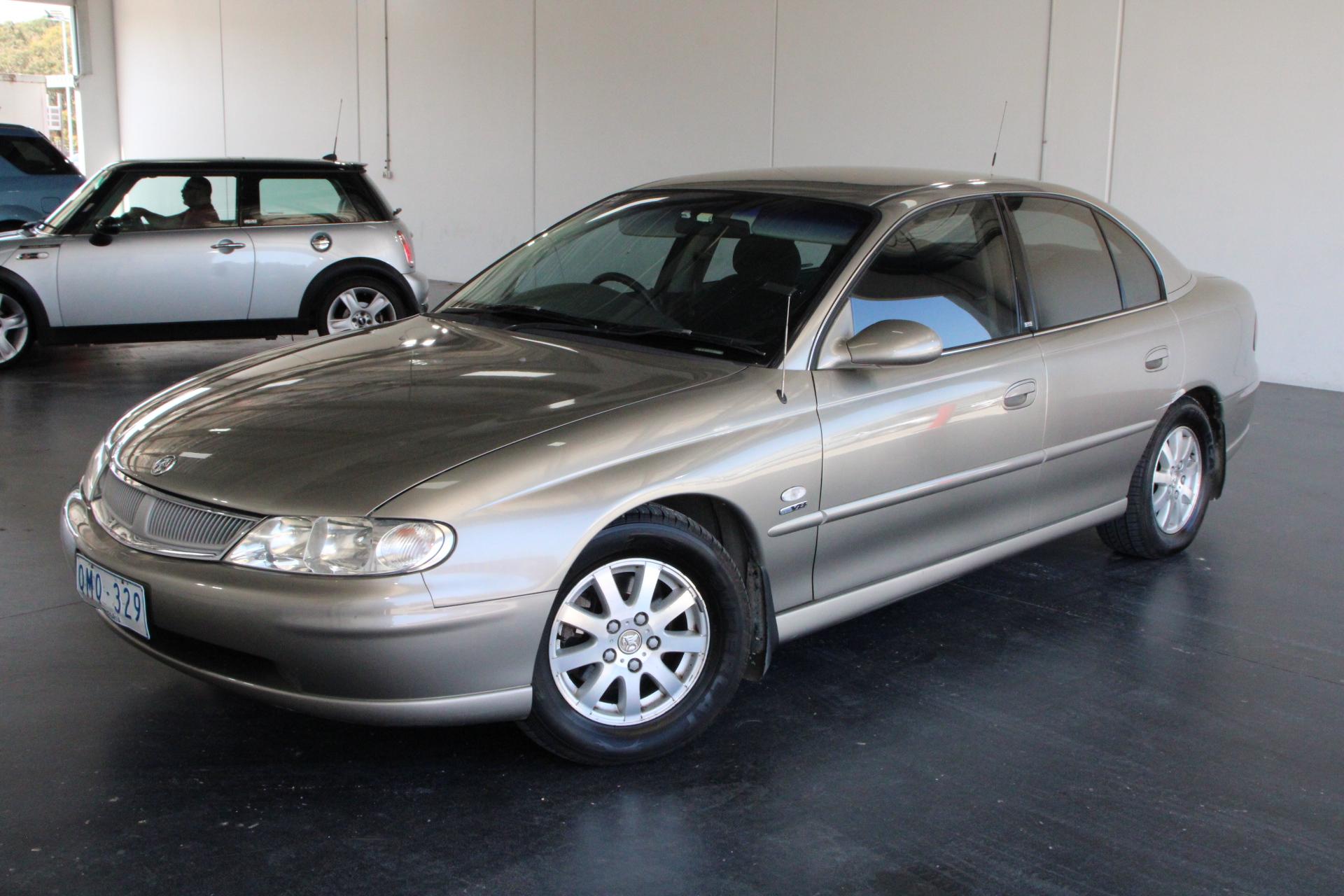 2001 Holden Berlina VX V8 Automatic Sedan