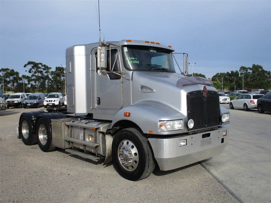 2014 Kenworth T359 Prime Mover Truck