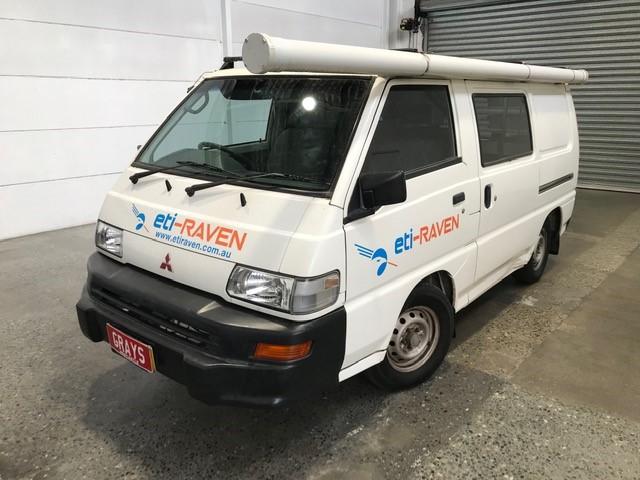 2006 Mitsubishi Express SWB SJ Manual Van