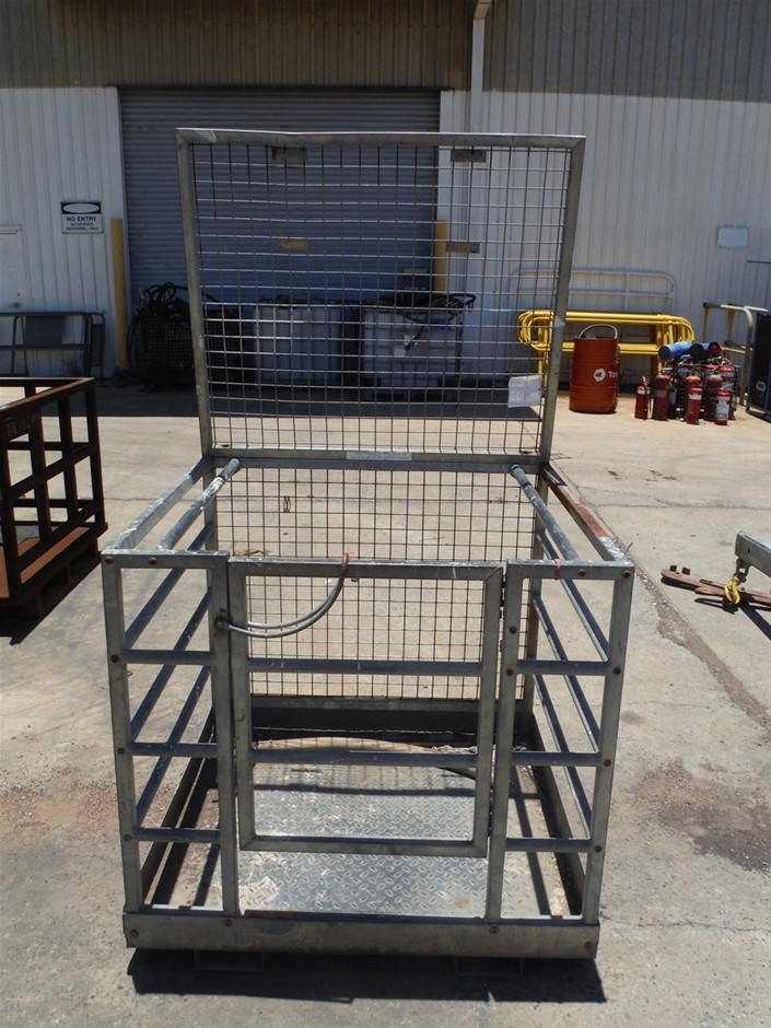 Qty Forklift Attachments