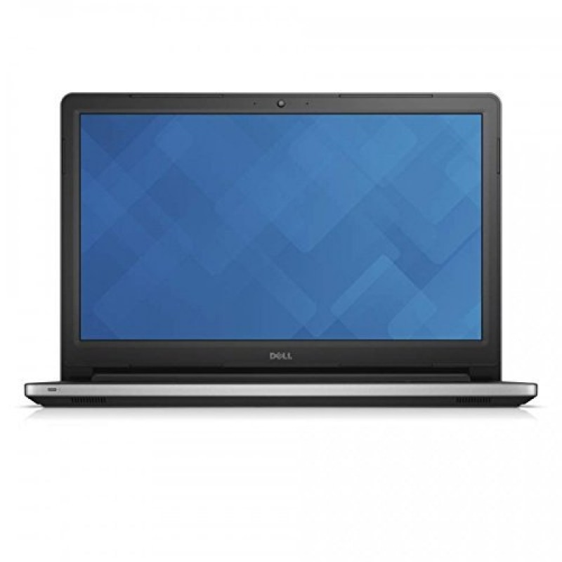 Dell Inspiron 15 5559 15.6-inch Notebook, Silver/Black