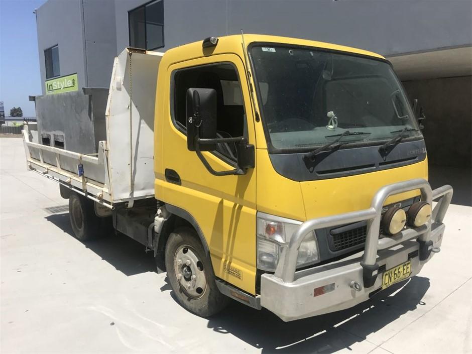 2006 Mitsubishi Canter L7 Tipper Truck