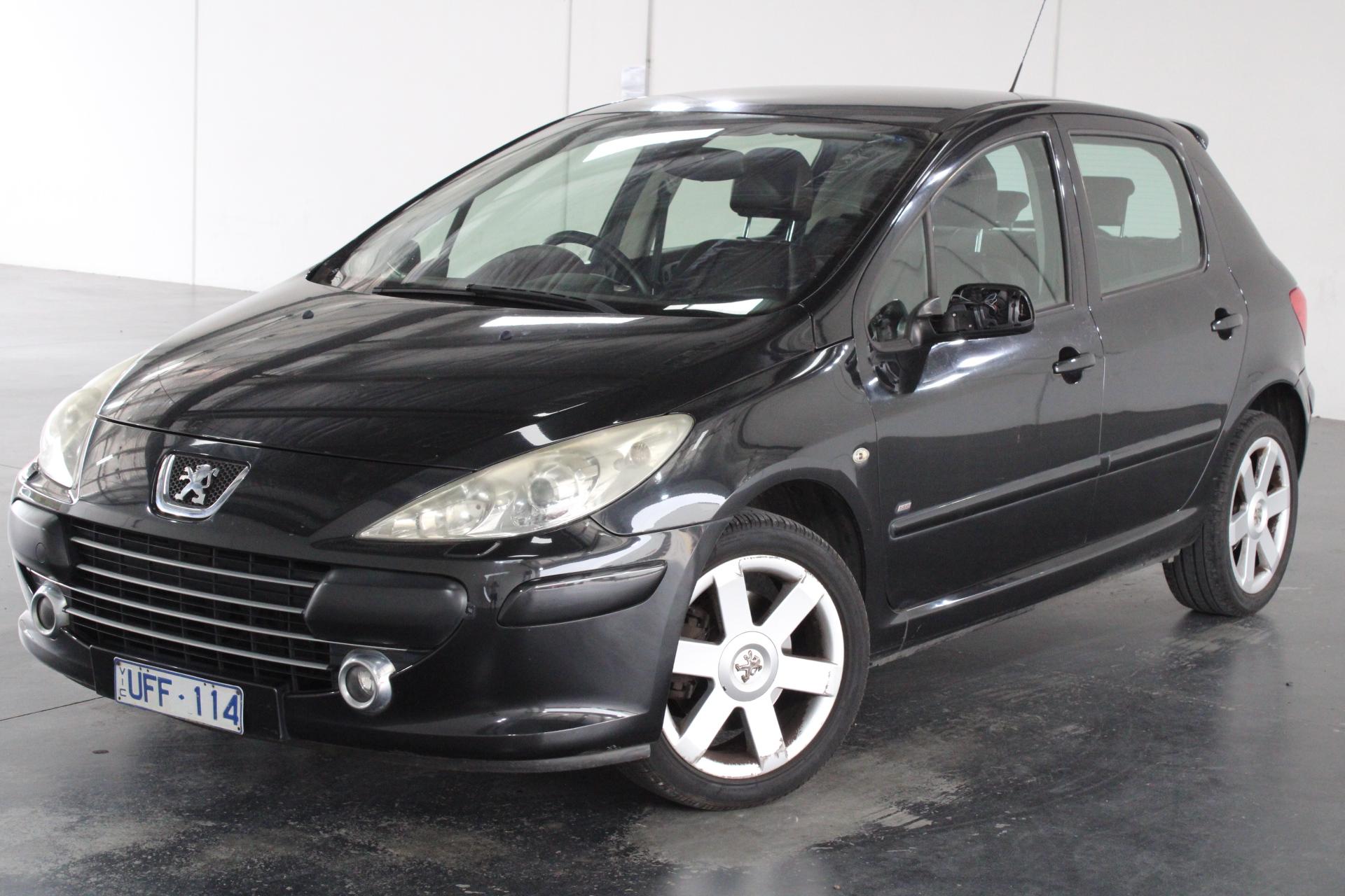 2005 Peugeot 307 SPORT 2.0 Manual Hatchback