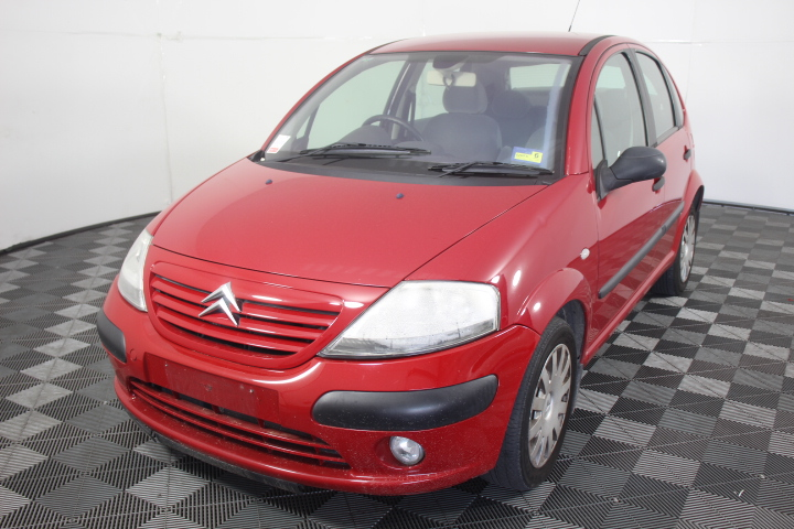 2003 Citroen C3 SX Automatic Hatchback