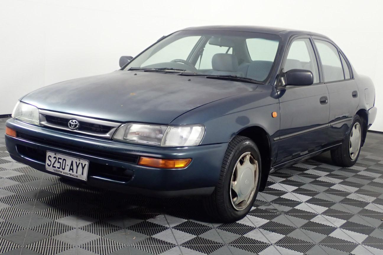 1998 Toyota Corolla Conquest Automatic Sedan
