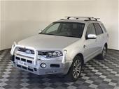 2013 Ford Territory Titanium SZ T/D Auto 7 Seats Wagon