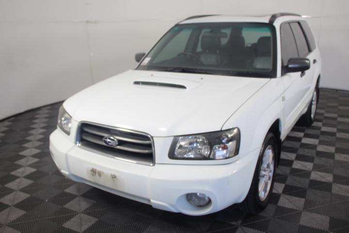 2003 Subaru Forester XT Turbo Automatic Wagon