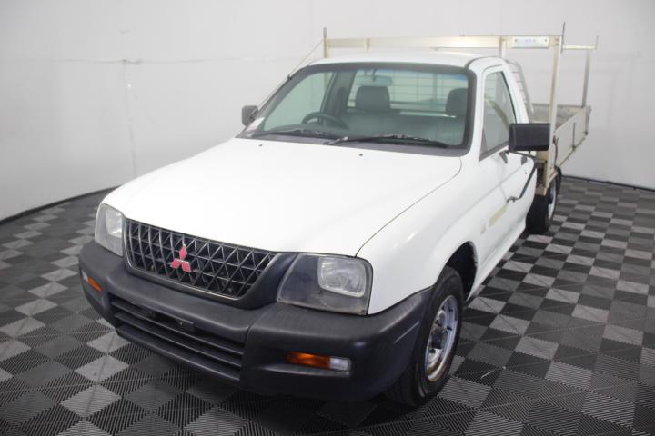 2002 Mitsubishi Triton GL MK Manual Cab Chassis