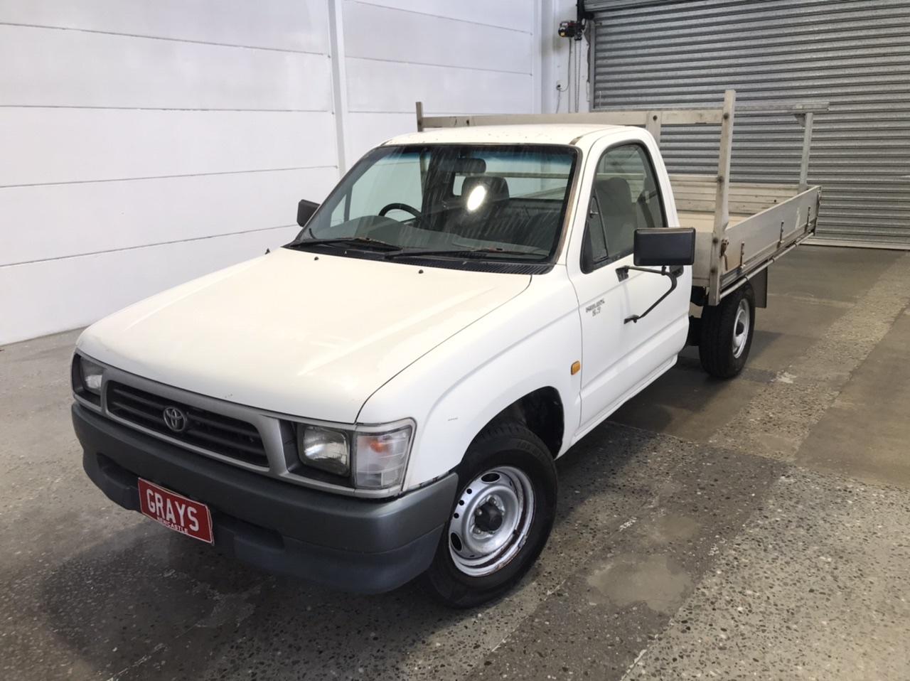 Kekurangan Toyota Hilux 1997 Murah Berkualitas