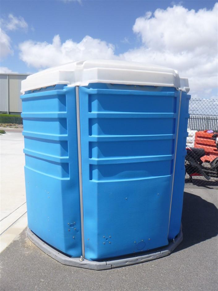 Portable Ambulant Toilet Block