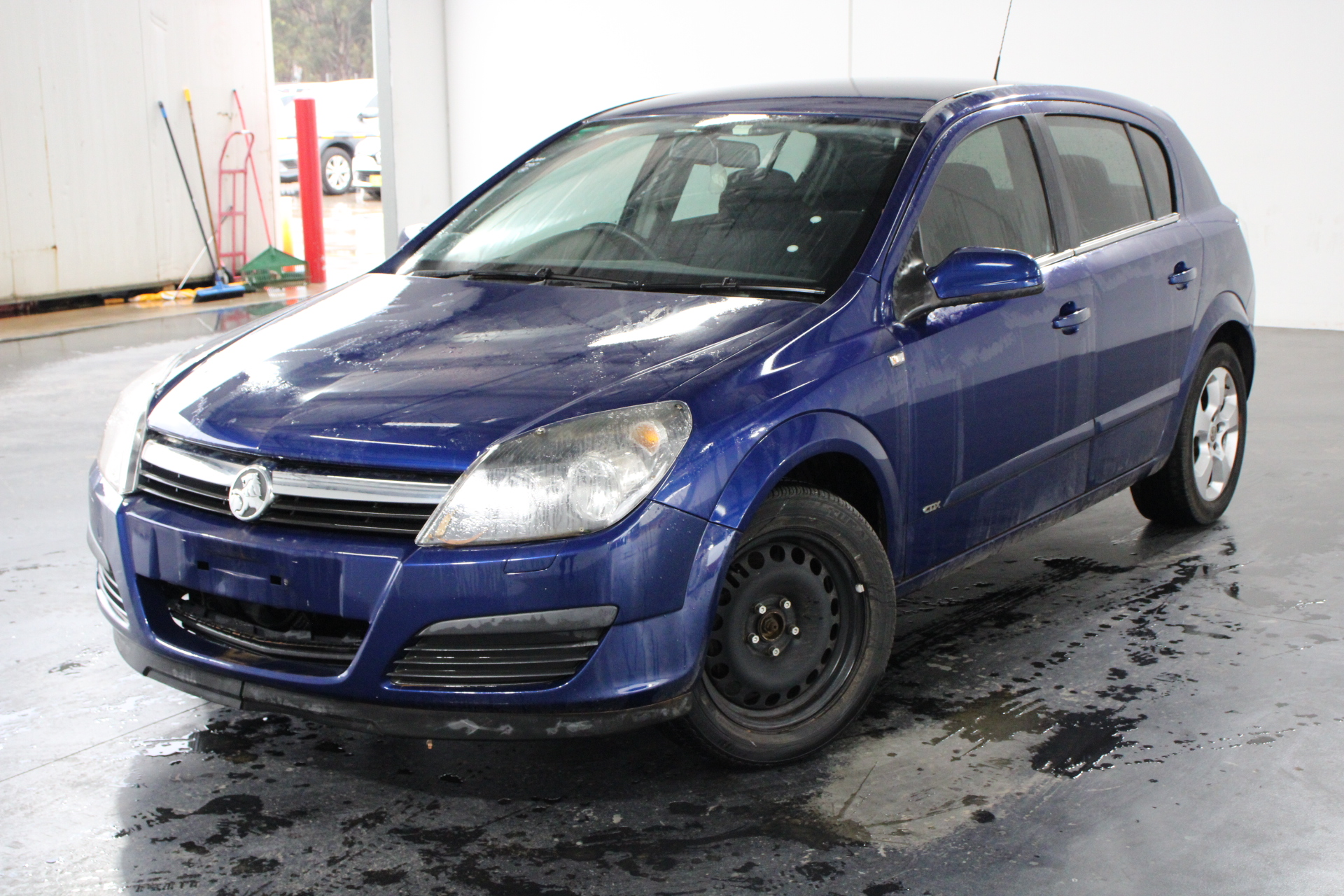 2006 Holden Astra CDX AH Automatic Hatchback