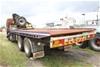 Volvo 8 x 4 Tilt Tray Truck