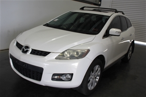2009 Mazda CX-7 Luxury (4x4) Automatic W