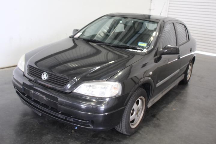 2000 (2001) Holden Astra City TS Hatchback