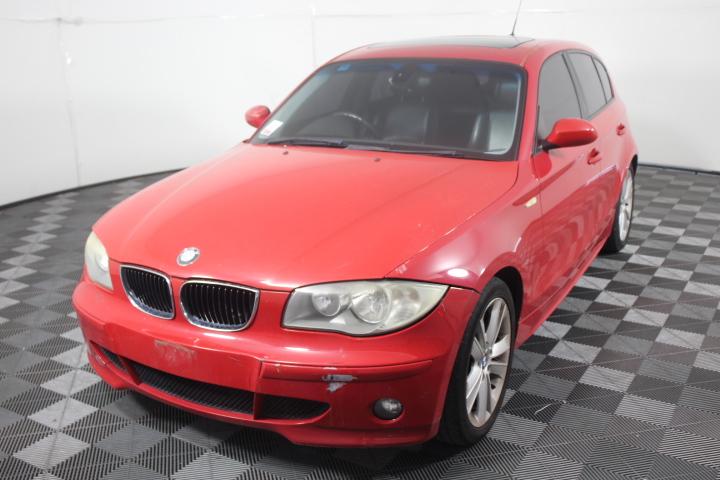2004 BMW 120i E87 Automatic Hatchback
